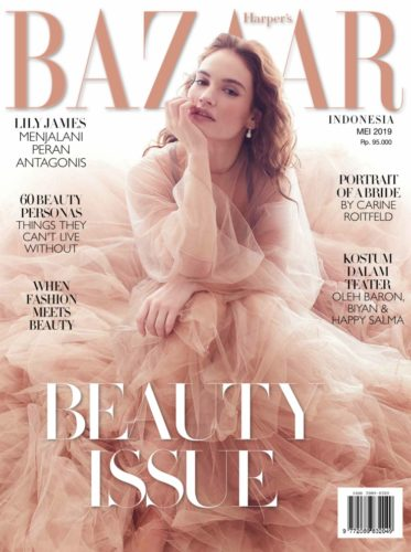 bazaar beauty issue