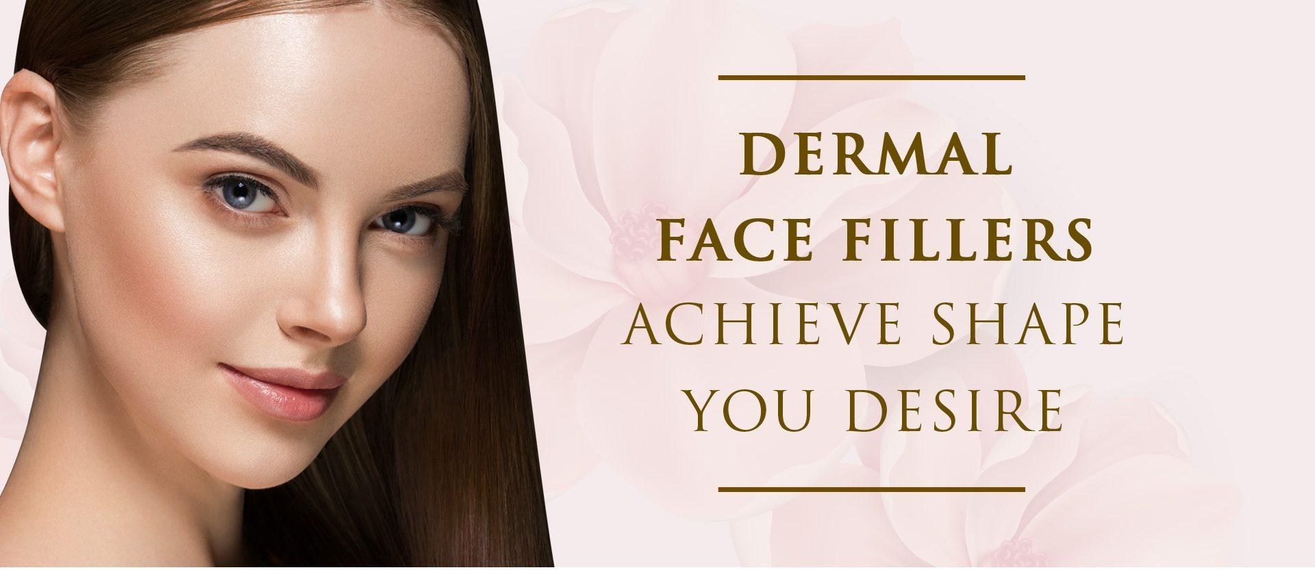 dermal face fillers banner
