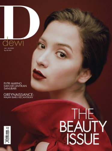 dewi the beauty issue