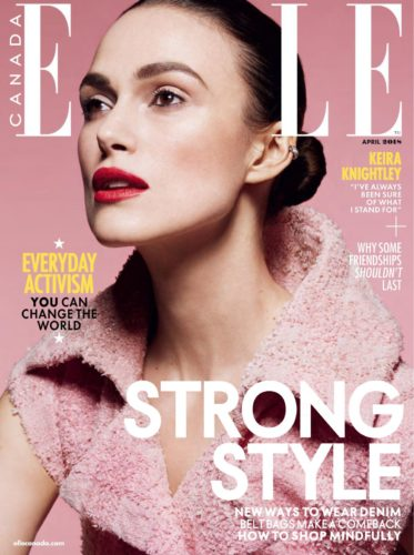elle strong style
