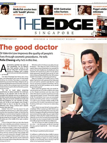 the edge the good doctor