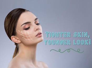 Skin tightening treatment will make you look younger